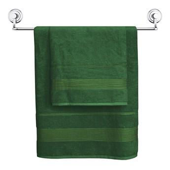 Darymex Ręcznik bamboo Moreno 70x140 kolor ciemna zieleń