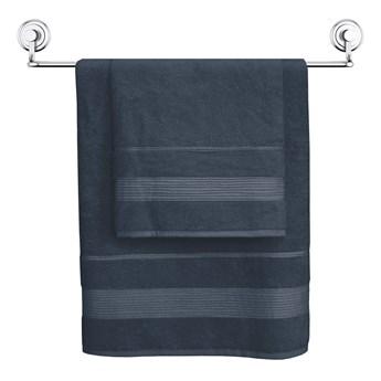 Darymex Ręcznik bamboo Moreno 70x140 kolor granat