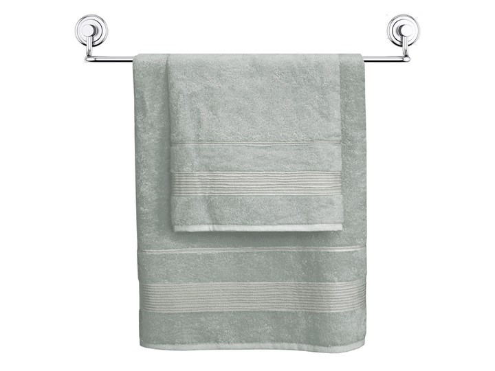 Darymex Ręcznik bamboo Moreno 50x90 kolor popiel
