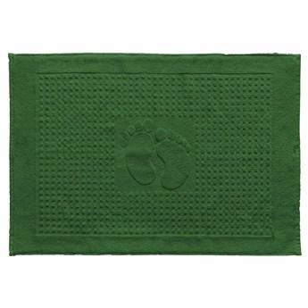 Darymex Dywanik łazienkowy 50x70 Stopki kolor ciemna zieleń DD
