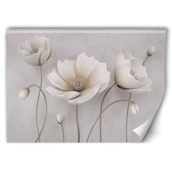 Fototapeta - Abstrakcyjne kwiaty