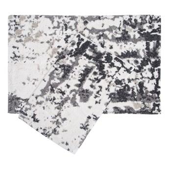 Dywaniki łazienkowe kpl.2 cz 40x60 60x90/CALIST GREY, Irya