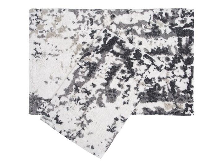 Dywaniki łazienkowe kpl.2 cz 40x60 60x90/CALIST GREY, Irya 40x60 cm 60x90 cm Bawełna Kolor Szary