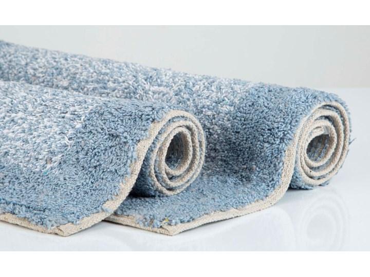 Dywaniki łazienkowe kpl.2 cz 40x60 50x80/FABIO BLUE, Irya Bawełna 50x80 cm 40x60 cm Kolor