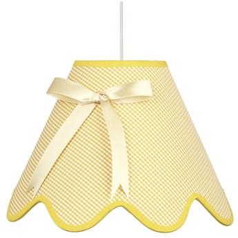 Lampa wisząca Lola Żółty, Candellux