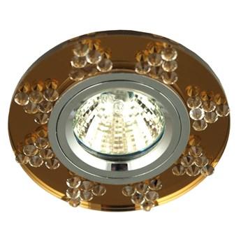 Oprawa sufitowa stała okrągła Szkło Siena, Candellux