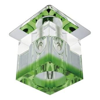 Oprawa sufitowa stała Kryształ Zielony, Candellux