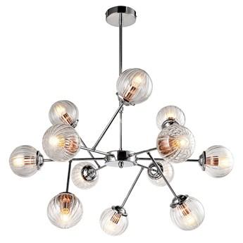 Lampa wisząca Best 12 Chrom Miedź, Candellux