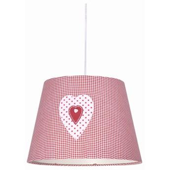 Lampa wisząca Sweet Różowy, Candellux