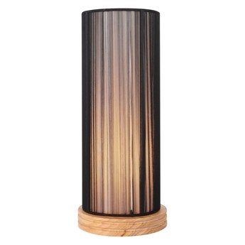 Lampa stojąca Kioto 1 Drewniany, Candellux