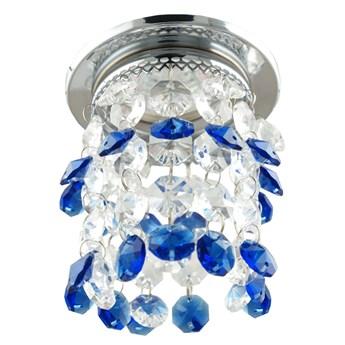 Oprawa sufitowa Dekoracyjna Niebieska, Candellux