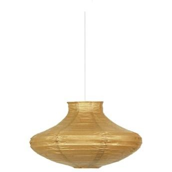 Lampa wisząca Griff Papierowy Cappucino, Candellux