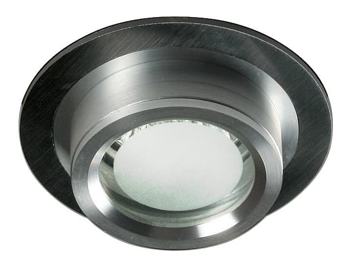 Oprawa sufitowa stała Aluminium Satynowy Czarny, Candellux Oprawa stropowa Oprawa led Kategoria Oprawy oświetleniowe
