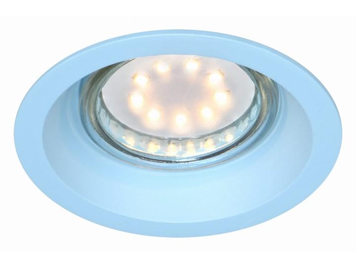 Oprawa sufitowa Niebieska Aluminiowa, Candellux Kolor Oprawa stropowa Kategoria Oprawy oświetleniowe