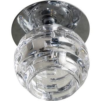 Oprawa sufitowa stała Chrom Kryształ Kulka, Candellux