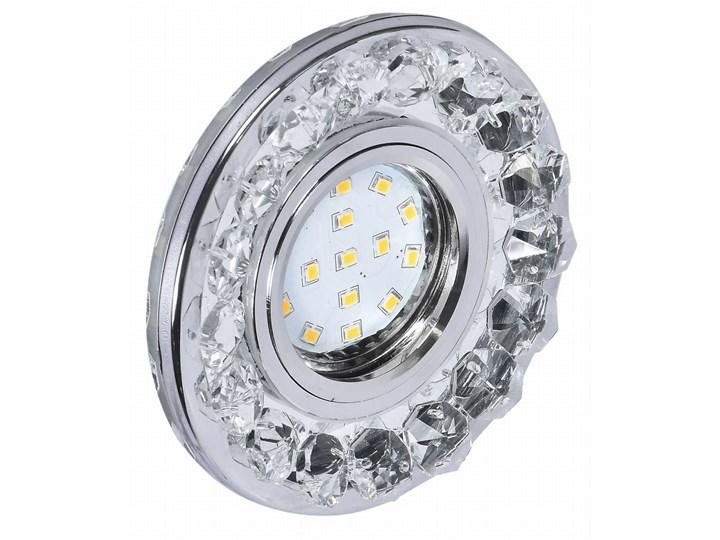 Oprawa sufitowa Chrom Bezbarwne, Candellux Oprawa stropowa Kategoria Oprawy oświetleniowe