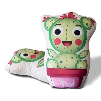 Darymex Poduszka dziecięca przytulanka 40x40 Kaktus baby girl