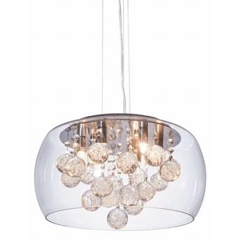 Nowoczesna lampa wisząca fabina d40, Lumina Deco