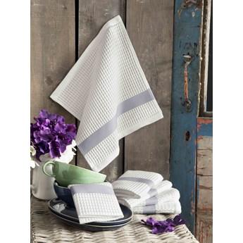 Bilge Ręcznik bawełniany waffle DELUX/3254/ 6x30x30 kpl.