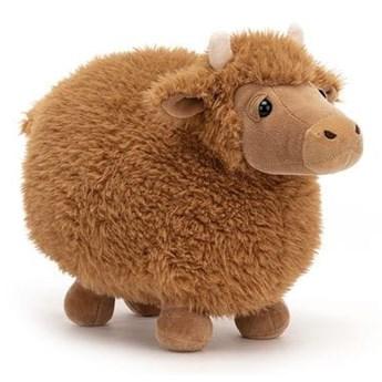 Rolbie krowa 28 cm, JellyCat