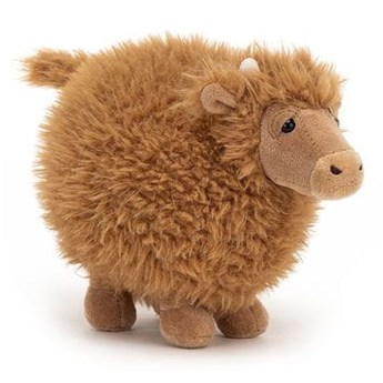 Rolbie krowa 15 cm, JellyCat
