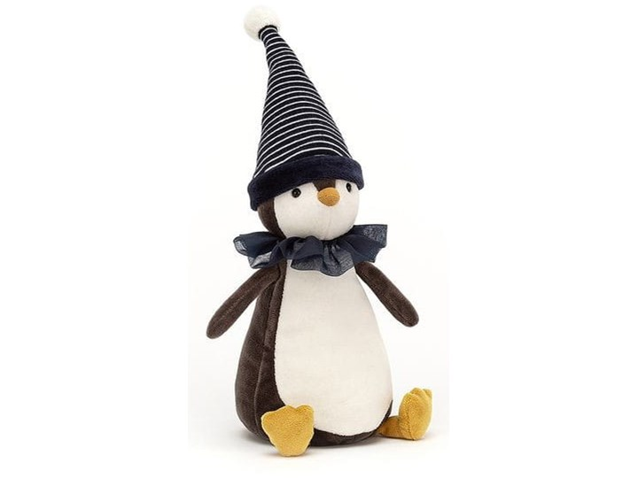 Yule pingwin 34 cm, JellyCat Pingwinki Kategoria Maskotki i pluszaki