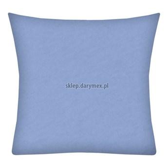 Darymex Poszewka jersey 40x40 kolor niebieski