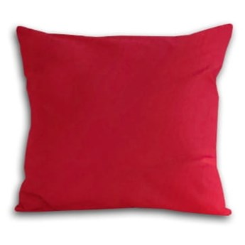 Darymex Poszewka satynowa 40x40 kolor Czerwony