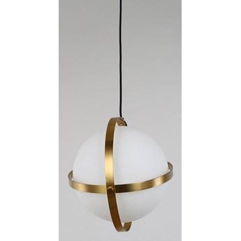 Nowoczesna lampa wisząca biała signia d20, Lumina Deco