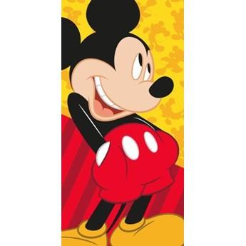 Ręcznik dziecięcy frota 70x140 Myszka Mickey, Faro
