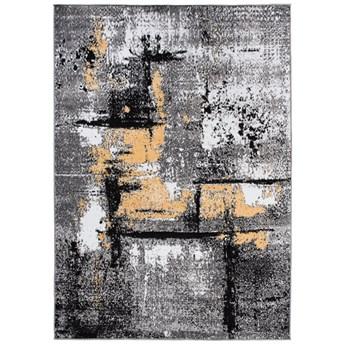 Dywan Nowoczesny Abstrakcyjny Szary 39330 160 x 230 cm