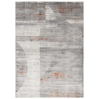 Dywan Abstrakcyjny Szary Feyruz 56044 80 x 150 cm