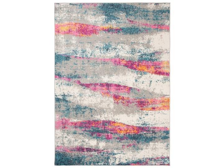 Dywan Nowoczesny Abstrakcyjny Kolorowy Lazur 58288 80 x 150 cm 80x150 cm Dywany Kolor Wielokolorowy