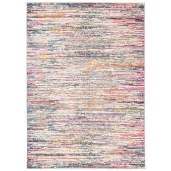 Dywan Nowoczesny Abstrakcyjny Kolorowy Lazur 58048 120 x 170 cm