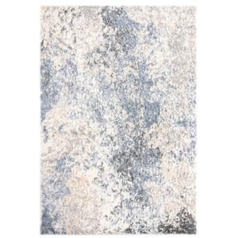 Dywan Shaggy Abstrakcyjny Szary Niebieski Versay 57662 140 x 200 cm