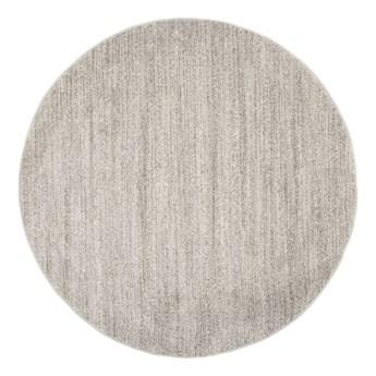 Dywan Okrągły Jednokolorowy Szary Sari 61092 150 x 150 cm