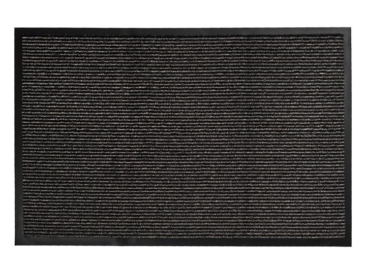 Wycieraczka Pod Drzwi Wejściowa 7 mm Antypoślizgowa Szara Horizon 61880 80 x 120 cm