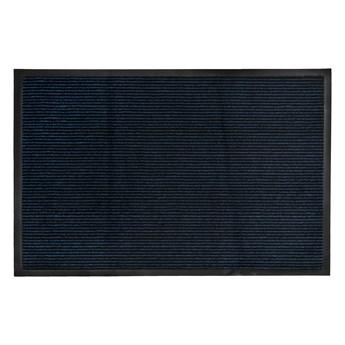 Wycieraczka Pod Drzwi Wejściowa 7 mm Antypoślizgowa Niebieska Horizon 61875 60 x 80 cm