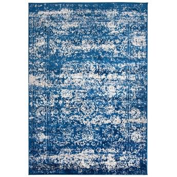 Dywan Orientalny Vintage Niebieski Navy Blue ALESTA 65063 80 x 150 cm