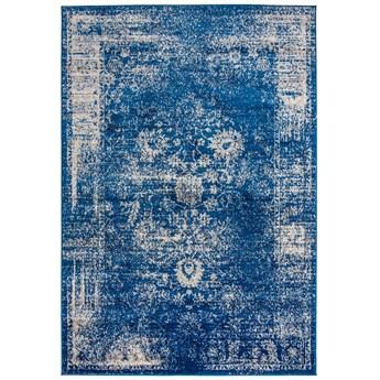 Dywan Orientalny Vintage Niebieski Navy Blue ALESTA 65128 70 x 300 cm