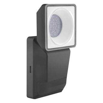 Ledvance -LED Zewnętrzny kinkiet z czujnikiem SPOT LED/8W/230V IP55 czarny
