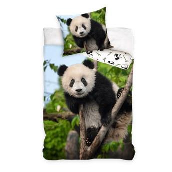 Pościel bawełniana 160x200 Animals Miś Panda,Carbotex