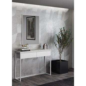 Konsola Oriana z marmurem/granitem
