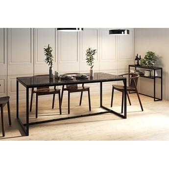 Stół classic Large z marmurem/granitem