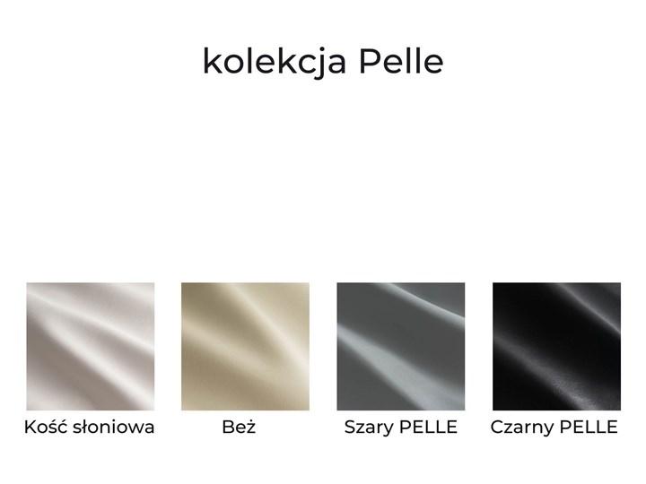 Ławka Tapicerowana Industrialna CROSS ORION - LOFT Kolor Czarny Materiał obicia Tkanina