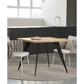 Stół dębowy rozkładany COPENHAGEN CITY 100cm/200cm x 100cm h=75cm
