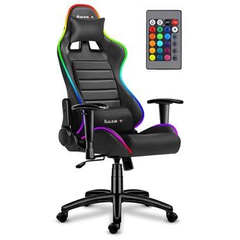Fotel Gamingowy HUZARO FORCE 6.0  RGB LED