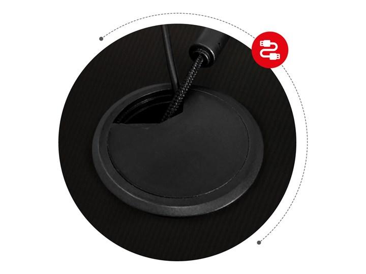 Biurko Gamingowe Huzaro Hero 5.0 Black Biurko z nadstawką Głębokość 60 cm Stal Aluminium Szerokość 120 cm Pomieszczenie Pokój nastolatka Kolor Czarny