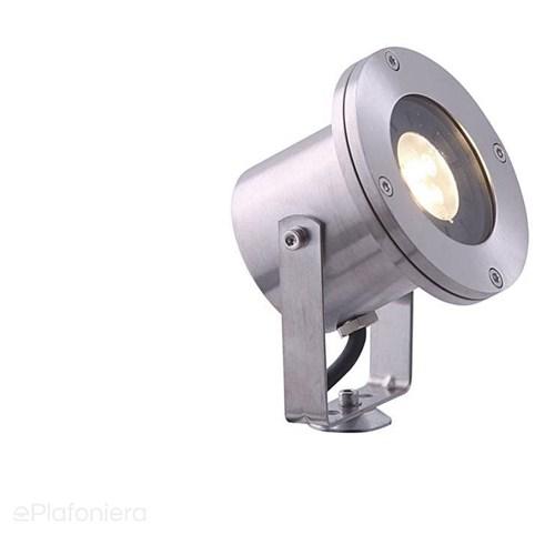 Reflektor kierunkowy, lampa ogrodowa/podwodna IP 68 (3W, 3000K) (system 12V LED) Arigo