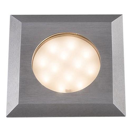 Lampa najazdowa, ogrodowa zewnętrzna IP 67 (2W, 3000K/6000K) (system 12V LED) Carbo